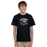 EPS Gildan Youth Classic Fit Short Sleeve T-Shirt - Black