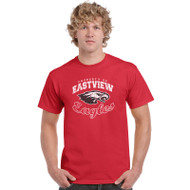 EPS Gildan Adult Classic Fit Short Sleeve T-Shirt - Red