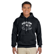 EPS Gildan Classic Fit Pullover Adult Sweatshirt - Black