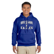 FBS Gildan Adult Heavy Blend Cotton Hoody - Royal