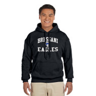 FBS Gildan Adult Heavy Blend Cotton Hoody - Black
