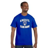 FBS Gildan Men's Heavy Cotton T Shirts - Royal (FBS-018-RO)