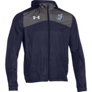 OLL Under Armour Men's Futbolista Shell - Navy