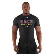 SRC Men's Under Armour Compression T-Shirt - Black