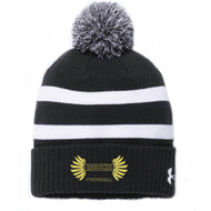 SRC Under Armour Toque - Black