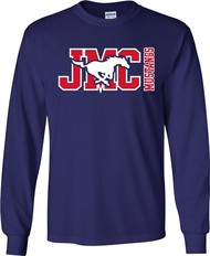 JMC Men's Ultra Cotton Gildan Long Sleeve Jersey