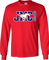 JMC Youth Ultra Cotton Gildan Long Sleeve Jersey