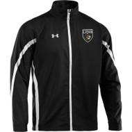 STL Under Armour Mens Essential Jacket - Black