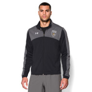 STL Under Armour Mens Futbolista Jacket - Black