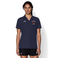 SBA Under Armour Womens Performance Polo T-Shirt - Navy (SBA-123-NY)