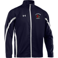 SBA Under Armour Mens Essential Jacket - Navy (SBA-101-NY)