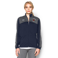 SBA Under Armour Womens Futbolista Jacket - Navy (SBA-124-NY)
