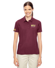 MDC Women's Team 365 Charger Performance Polo - Maroon