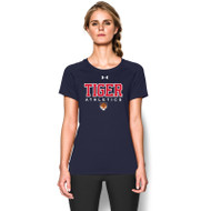 SVR Under Armour Women's Locker Room Tee - Navy
