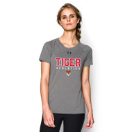 SVR Under Armour Women's Locker Room Tee - Grey