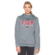 SVR Under Armour Women's Novelty Hoodie - Grey