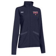 SVR Under Armour Womens PreGame Jacket - Navy