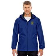 LPC Unisex North End Techno Lite Athletics Jacket - Royal