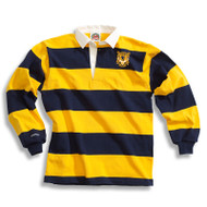 "LPC Barbarian ""Bumble Bee"" LP Rugby Jersey - Navy Gold"