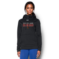 SBA Under Armour Women's Fleece Team Hoodie - Optional