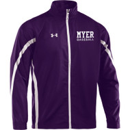 ANM Under Armour Men's Armour Essential Jacket - Purple