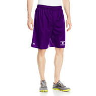 ANM Men's Russell Mesh Short - Purple
