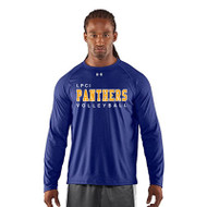 LPCI Panthers Mens UA Volleyball Long Sleeve - Royal