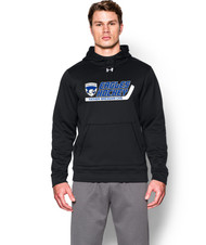 FBS Under Armour Men's Storm Fleece HOCKEY Hoodie - Black (FBS-111-BK)