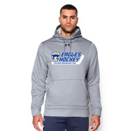 FBS Under Armour Mens Storm Fleece HOCKEY Hoodie - Grey (FBS-111-GY)