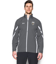 STL Under Armour Mens Essential Jacket - Graphite