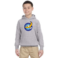 GWP Gildan Youth Heavy Blend Hooded Sweatshirt - Sport Grey (GWP-048-SG)