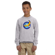 GWP Gildan Youth Heavy Blend Crewneck - Sport Grey (GWP-049-SG)