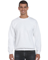 Peel DSB Gildan 12000 Crew Neck Sweatshirt (S-3XL) - White