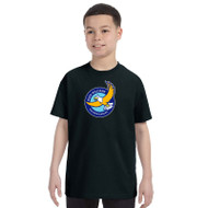 GWP Gildan Youth Heavy Cotton T-Shirt - Black (GWP-046-BK)