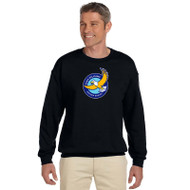 GWP Gildan Adult Heavy Blend Crewneck - Black (GWP-014-BK)