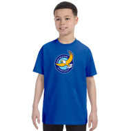 GWP Gildan Youth Heavy Cotton T-Shirt - Royal (GWP-046-RO)