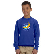 GWP Gildan Youth Heavy Blend Crewneck - Royal (GWP-049-RO)