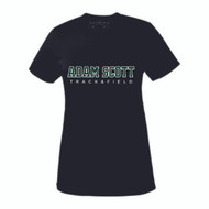 ASC ATC Women's Pro Team SS Tee - Track & Field -  Black