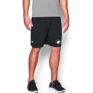 SIS Under Armour Men's Team Raid Shorts - Black (SIS-005-BK)