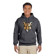 CSS Gildan Adult Heavy Blend Hoodie - Dark Heather