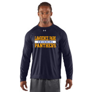 LPCI Panthers UA Unisex Swimming Long Sleeve Tee - Navy