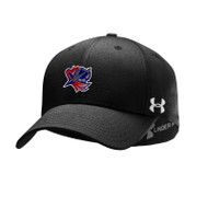 ROD Under Armour  Boy's Stretch Fit Cap - Black