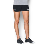 GCVI Under Armour Women's Game time short - Black