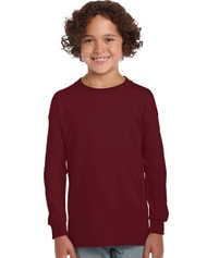 Peel DSB Gildan 2400-Ultra Cotton Youth Long-Sleeve T-Shirt - Various Colours