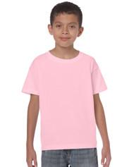 Peel DSB Gildan 5000B Heavy Cotton Youth T-Shirt - White
