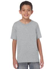 Peel DSB Gildan 5000B Heavy Cotton Youth T-Shirt - Grey