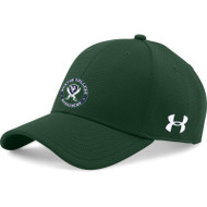 MCM Under Armour Adult Baseball Cap - Forest Green