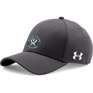 MCM Under Armour Adult Baseball Cap - Dark  Grey