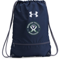 MCM Under Armour Team Sackpack - Navy