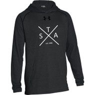 SAQ UA Men's Stadium Hoody - Black (SAQ-005-BK